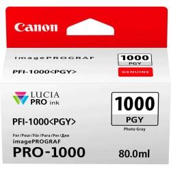 Canon - Canon PFI-1000PGY Foto Gri Orjinal Kartuş