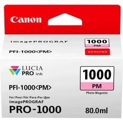 Canon - Canon PFI-1000PM Foto Kırmızı Orjinal Kartuş