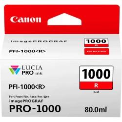 Canon - Canon PFI-1000R Red Orjinal Kartuş