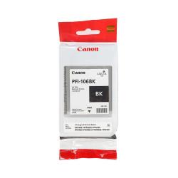 Canon - Canon PFI-106BK/6621B001 Siyah Orjinal Kartuş