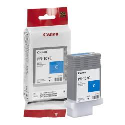 Canon - Canon PFI-107C Mavi Orjinal Kartuş