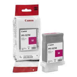 Canon - Canon PFI-107M Kırmızı Orjinal Kartuş