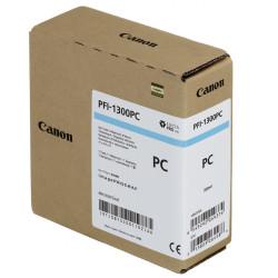 Canon - Canon PFI-1300PC/0815C001 Foto Mavi Orjinal Kartuş