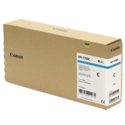 Canon - Canon PFI-1700C/0776C001 Mavi Orjinal Kartuş