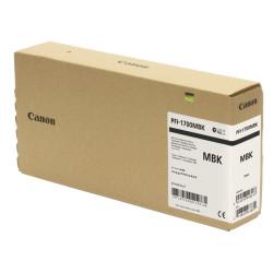 Canon - Canon PFI-1700MBK/0774C001 Mat Siyah Orjinal Kartuş