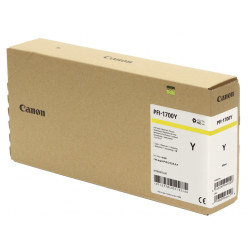 Canon - Canon PFI-1700Y Sarı Orjinal Kartuş
