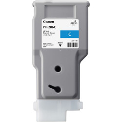Canon - Canon PFI-206C/5304B001 Mavi Orjinal Kartuş