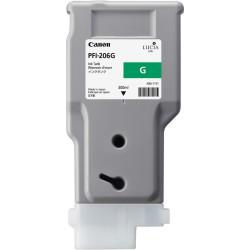 Canon - Canon PFI-206G Yeşil Orjinal Kartuş