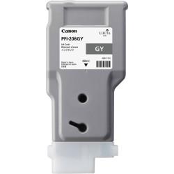 Canon - Canon PFI-206GY Gri Orjinal Kartuş