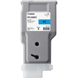 Canon - Canon PFI-206PC Foto Mavi Orjinal Kartuş