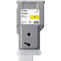 Canon - Canon PFI-206Y Sarı Orjinal Kartuş