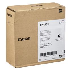 Canon - Canon PFI-301GY/1495B001 Gri Orjinal Kartuş