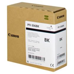 Canon - Canon PFI-306BK/6657B001 Siyah Orjinal Kartuş