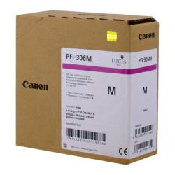 Canon - Canon PFI-306M/6659B001 Kırmızı Orjinal Kartuş