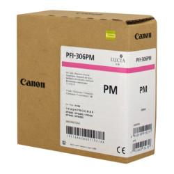 Canon - Canon PFI-306PM/6662B001 Foto Kırmızı Orjinal Kartuş