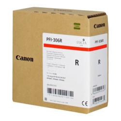Canon - Canon PFI-306R/6663B001 Red Orjinal Kartuş