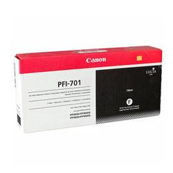 Canon - Canon PFI-701BK/0900B001 Siyah Orjinal Kartuş