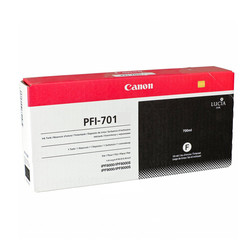 Canon - Canon PFI-701MBK/1495B001 Mat Siyah Orjinal Kartuş