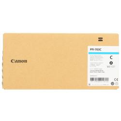 Canon - Canon PFI-703C/2964B001 Mavi Orjinal Kartuş
