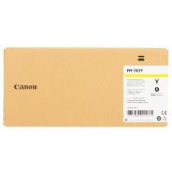 Canon - Canon PFI-703Y Sarı Orjinal Kartuş