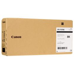 Canon - Canon PFI-707BK/9821B001 Siyah Orjinal Kartuş