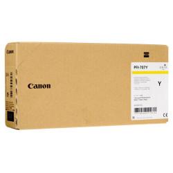 Canon - Canon PFI-707Y/9824B001 Sarı Orjinal Kartuş