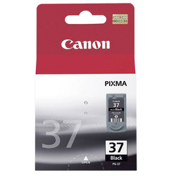 Canon - Canon PG-37/2145B001 Siyah Orjinal Kartuş