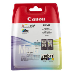 Canon - Canon PG-510/CL-511/2970B011 Orjinal Kartuş Avantaj Paketi