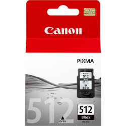 Canon - Canon PG-512 Siyah Orjinal Kartuş Yüksek Kapasiteli