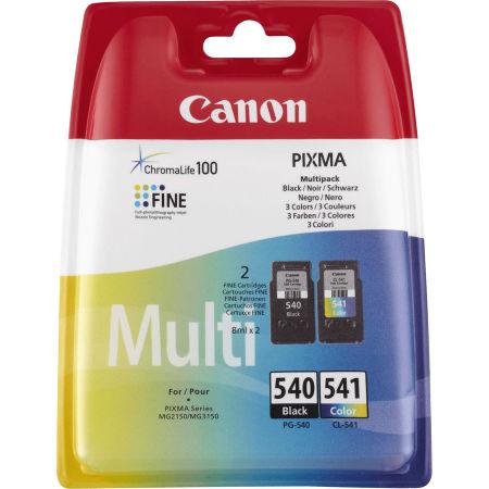 Canon PG-540/CL-541/5225B006 Orjinal Kartuş Avantaj Paketi