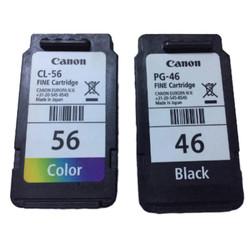 Canon PG46-CL56/9059B003 Siyah ve Renkli Kartuşlu Avantajlı Fotoğraf Paketi - Thumbnail