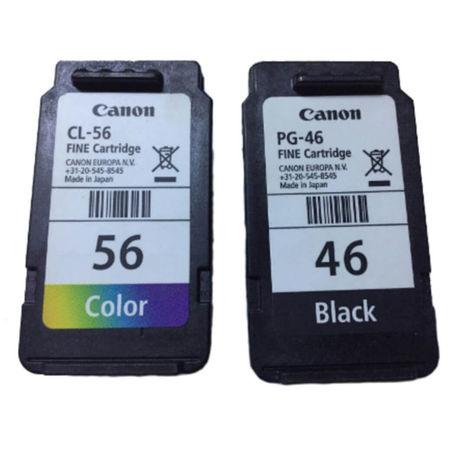Canon PG46-CL56/9059B003 Siyah ve Renkli Kartuşlu Avantajlı Fotoğraf Paketi