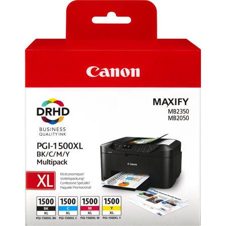 Canon PGI-1500XL/9182B004 Orjinal Kartuş Avantaj Paketi