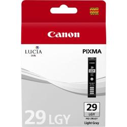 Canon - Canon PGI-29/4872B001 Açık Gri Orjinal Kartuş