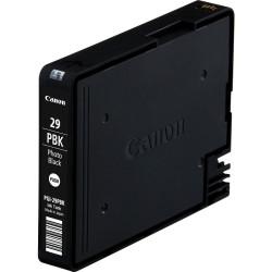 Canon PGI-29/4869B001 Foto Siyah Orjinal Kartuş - Thumbnail