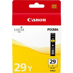 Canon - Canon PGI-29/4875B001 Sarı Orjinal Kartuş