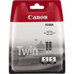Canon - Canon PGI-5/0628B030 Siyah Orjinal Kartuş 2li Paketi