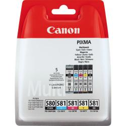 Canon - Canon PGI-580/CLI-581 Orjinal Kartuş Avantaj Paketi