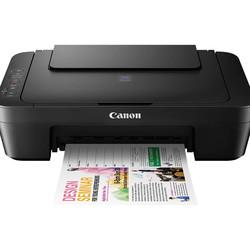 Canon - Canon Pixma E414 Çok Fonksiyonlu Mürekkepli Yazıcı