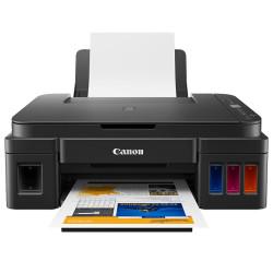 Canon - Canon Pixma G2411 Tarayıcı + Fotokopi Renkli Çok Fonksiyonlu Tanklı Yazıcı
