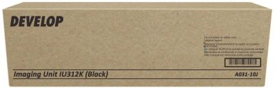 Develop IU-312 Siyah Orjinal Fotokopi Drum Ünitesi