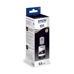Epson - Epson 101-C13T03V14A Siyah Orjinal Mürekkep