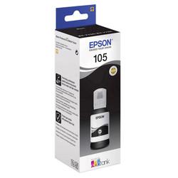 Epson - Epson 105-C13T00Q140 Siyah Orjinal Mürekkep