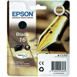 Epson - Epson 16-T1621-C13T16214020 Siyah Orjinal Kartuş