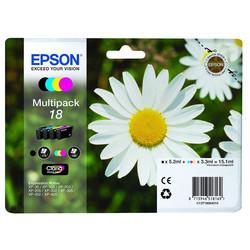 Epson - Epson 18-T1806-C13T18064020 Orjinal Kartuş Avantaj Paketi