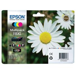 Epson - Epson 18XL-T1816-C13T18164020 Orjinal Kartuş Avantaj Paketi