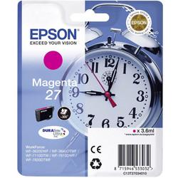 Epson - Epson 27-T2703-C13T27034020 Kırmızı Orjinal Kartuş
