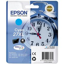Epson - Epson 27XL-T2712-C13T27124020 Mavi Orjinal Kartuş Yüksek Kapasiteli
