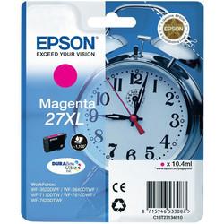 Epson - Epson 27XL-T2713-C13T27134020 Kırmızı Orjinal Kartuş Yüksek Kapasiteli