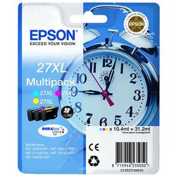 Epson - Epson 27XL-T2715-C13T27154020 Yüksek Kapasiteli Orjinal Kartuş Avantaj Paketi